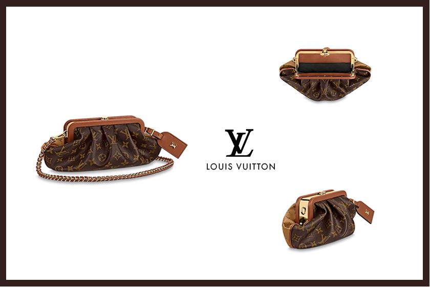 Louis Vuitton boursicot ew monogram handbags 2020