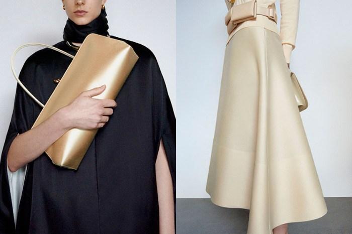2021 Resort:美的恰好,Jil Sander 大尺寸極簡手袋將成下季爆款?