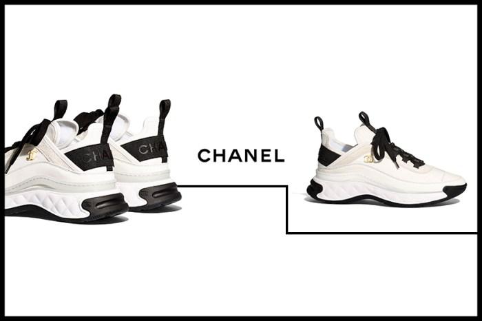 簡約雙 C 標誌+增高效果:Chanel 這雙厚底波鞋成為搶購目標!