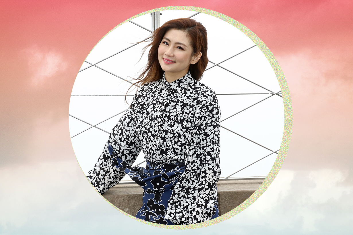 Selina Jen Jia Husan S.H.E. Hebe Ella Taiwan Girl Band Singers Celebrities Actresses 40 Years old Women Wisdom Beauty Self Confidence
