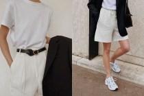 連有著 36 萬粉絲的荷蘭博主也愛,每套穿搭都有 New Balance 波鞋?