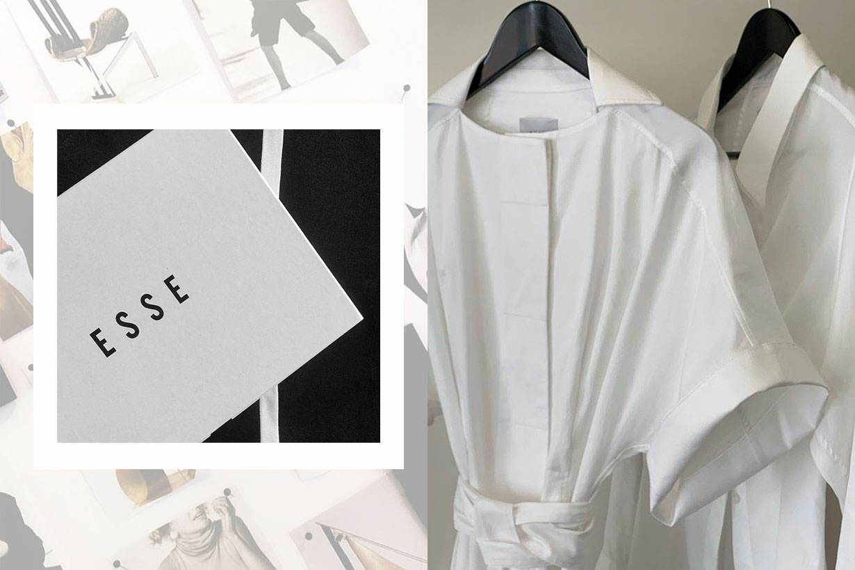 Australian Fashion Brand ESSE Studios Slow Fashion