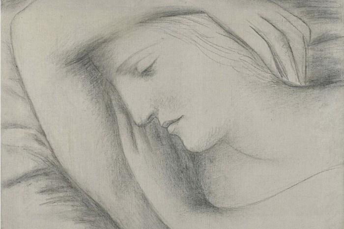 畢加索至死也保留著?這幅私密罕見的愛人素描,即將公開拍賣!