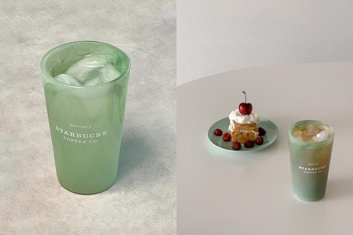 starbucks korea summer cups limited 2020 greea