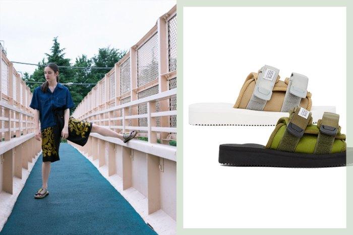 詢問度極高!這個日本品牌的涼鞋,獨家款式只能在這裏買到