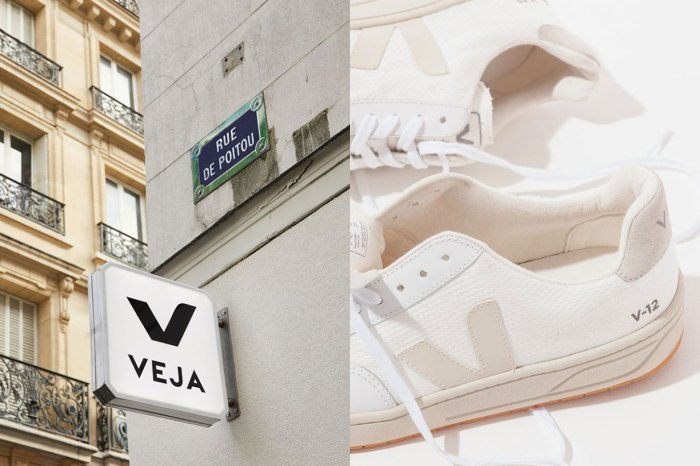 人氣熱賣的法國「國民球鞋」: Veja 驚喜推出純素皮革版本!
