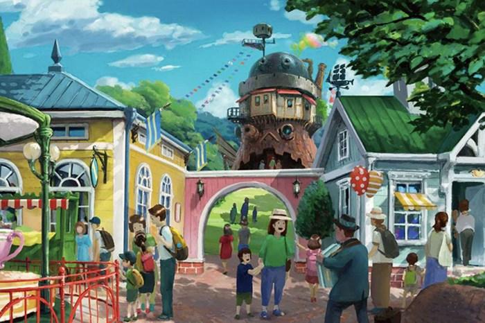 日本「吉卜力樂園」開幕日期確定:疫情嚴重影響下,也能如期開幕!