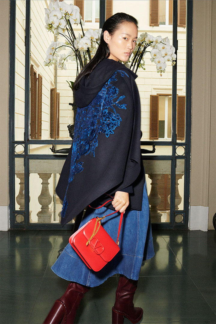 "Valentino Pre-Fall 2020 ""Bluegrace"" Collection"