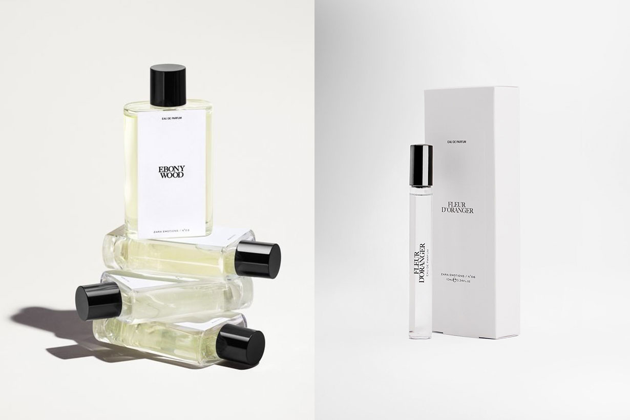 Zara Emotions Perfume by Ms Jo Malone