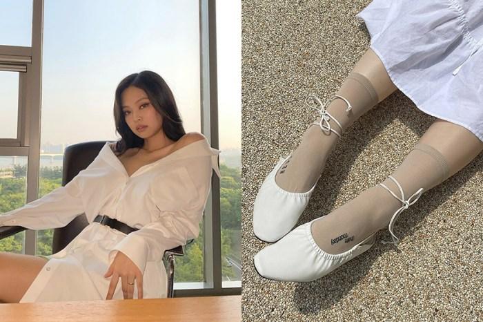 迅速引起搶購熱潮:讓 Jennie 在實境節目中失心瘋的襪子,原來是這個韓國小眾品牌!