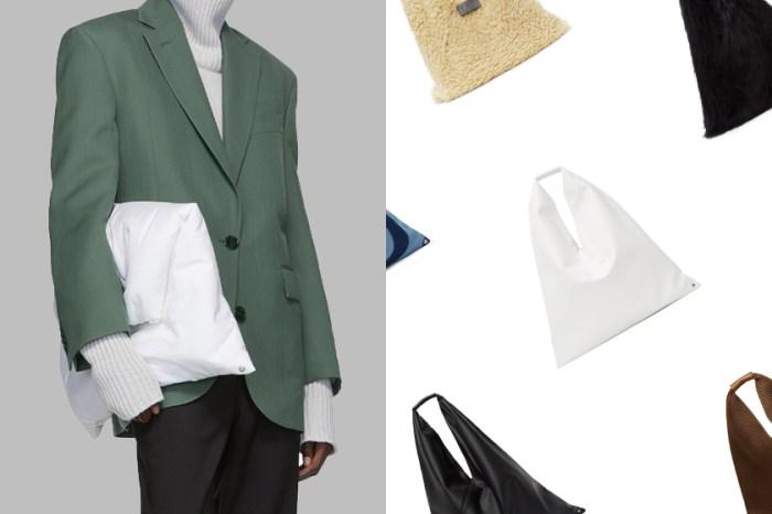 簡約設計+各式材質:時髦女生都愛 MM6 Maison Margiela 這款大容量 Tote Bag!
