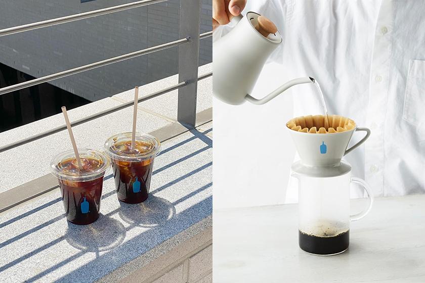 Blue Bottle Coffee Quick Stand Japan shibuya