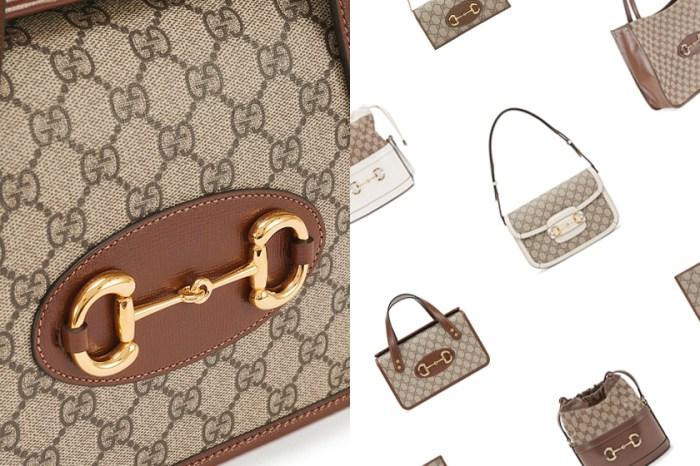 經典 Monogram 圖騰加上 Horsebit 設計,這幾款典雅氣質的 Gucci 手袋必須收入清單!