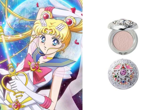 美少女戰士粉絲必須收藏:Miracle Romance 再度推出 Sailor Moon 限定變身粉盒!
