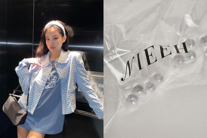 BLACKPINK Jennie 私服穿搭頻頻出現的小眾單品,原來是個人自創品牌?