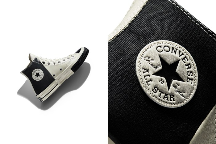 極簡穿搭中的獨特亮點:Converse 推出 Rivals 系列,重新解構拼接經典鞋款!