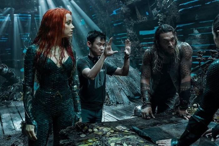 DC 票房最高電影《Aquaman》續集更多細節曝光!導演溫子仁:「將會延續恐怖元素」
