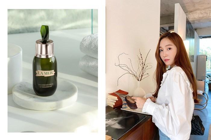 Jessica 零毛孔好膚質的秘密:La Mer 熱賣數年的經典精華推出升級版!