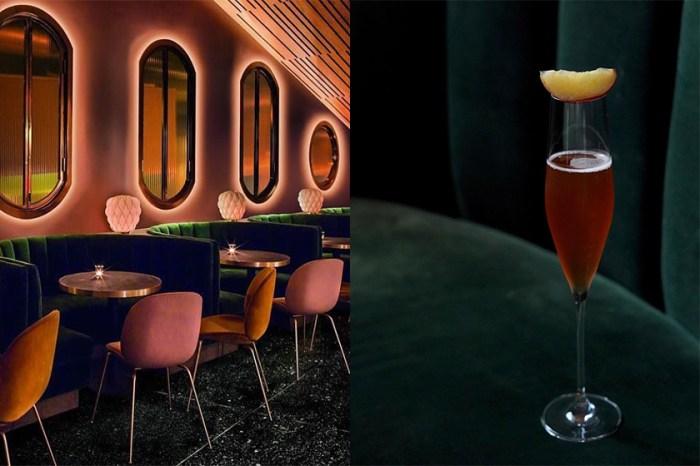 Instagram 打卡熱點:台北最神秘的酒吧 Staff Only Club,必喝期間限定調酒!