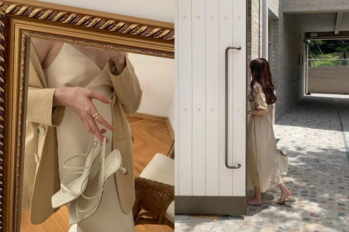 炎炎夏日的 Effortless Chic:韓國女生們最愛的「人字拖」該怎麼穿搭?