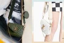 下半年的準 It Bag,LV 替人氣 Multi Pochette 推出了 New Wave 姊妹款手袋!