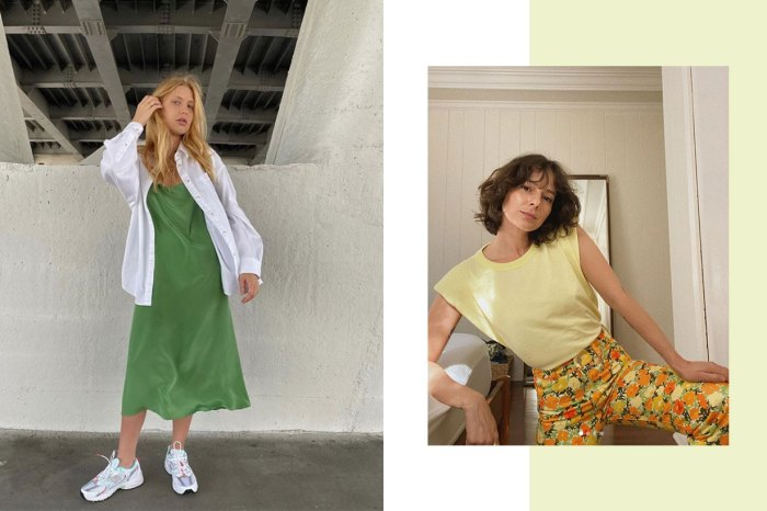 給穿搭添上亮點:盛夏的衣櫥,最需要這 5 種不易過時的色調!