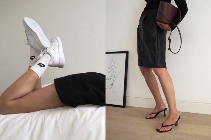 時尚女生都偷偷私藏!除了高跟鞋以外,必備的 3 種夏日鞋款!