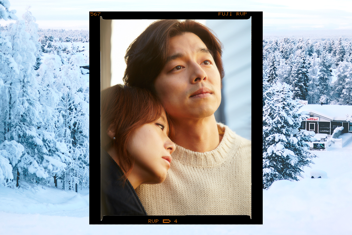 A Man and a Woman Jeon Do Yeon Gong Yoo Korean Drama Married Couples Having affairs Finland Marriage Love Relationship Cheating korean idols celebrities actors actresses