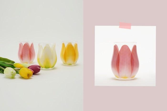 31,000 個討論:開賣即售罄的復古鬱金香玻璃杯,惹日本女生瘋狂!