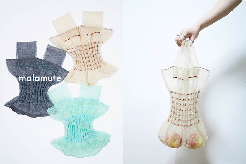 malamute Japan brand tote bags handbags