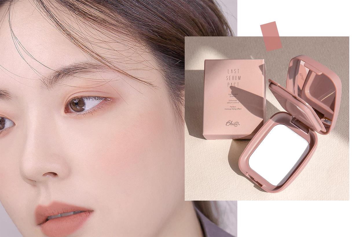 BBIA LAST SEBUM PACT Loose Powder Pores Tightening Korean Cosmetics Makeup