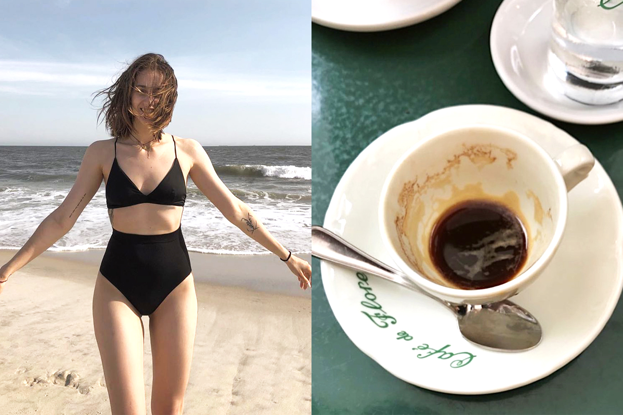 Black Coffee Green tea Lose Weight Keep Fit Fitness Tips Healthy Diet exercises Japanese weight control tips