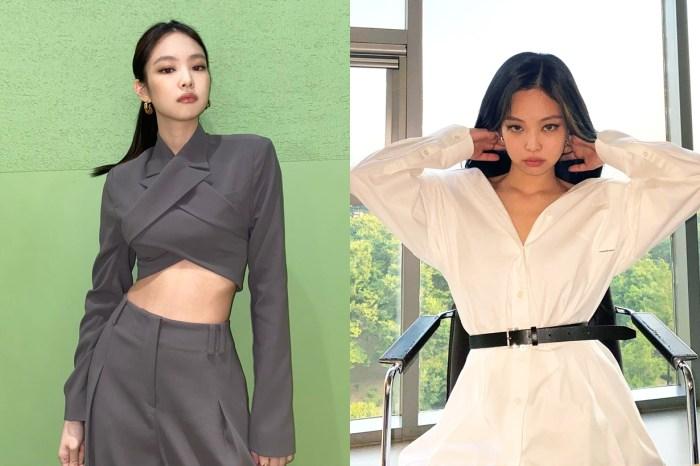 到底是哪一家的手袋,可以讓 BLACKPINK Jennie 放下最愛的 Chanel 包包?