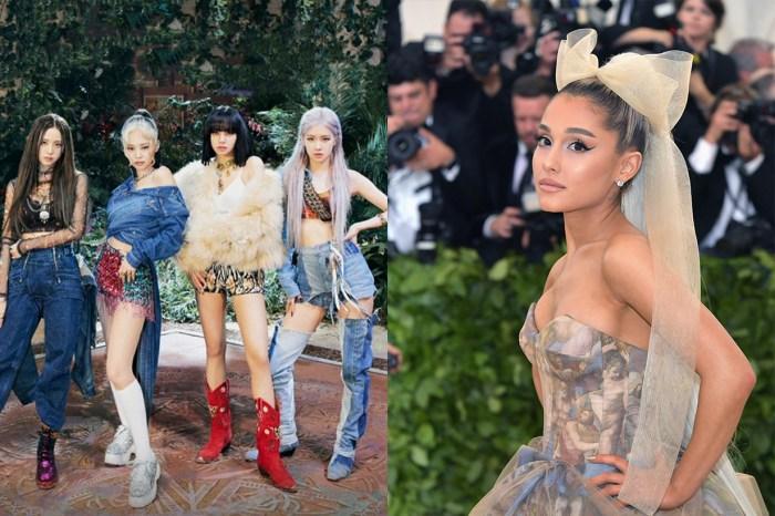 原來一開始就沒有猜錯!BLACKPINK 新曲真的有跟 Ariana Grande 合作!