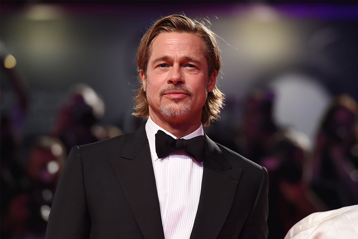 Brad Pitt is reportedly dating a 27-year-old model who low-key looks like Angelina Jolie