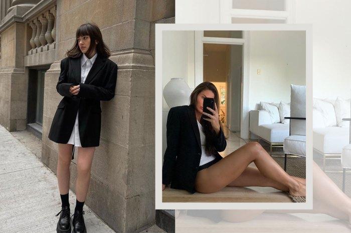 IG 正流行「下裝消失」穿法!顯腿長又性感的小心機,只有女生才懂