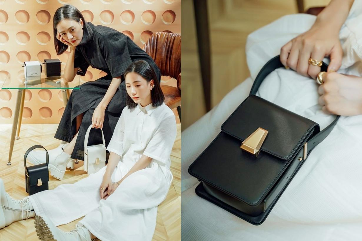 Charles & Kith handbag recommand 2020 new elegance chic