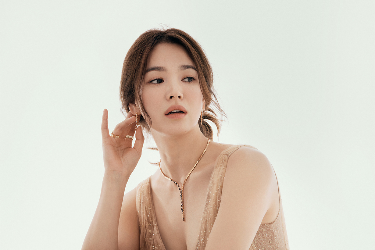 Chaumet Hyekyo Song