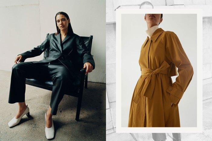 別緻剪裁+中性色調!COS 這些秋冬新品,風衣、皮裙…全都想打包回家