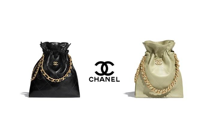 實用高級感:Chanel 這款鏈帶束口袋,已被列入願望清單!