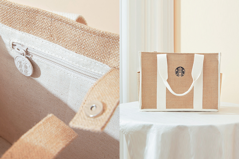 starbucks korea summer tote bag limited 2020