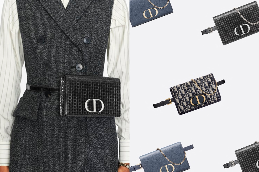 dior mini bags 30 Montaigne handbags pre fall 2020