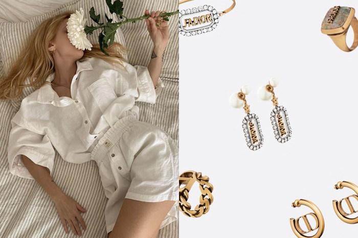 好評再加碼:Dior 復古極簡飾品,全新秋冬款式上架!