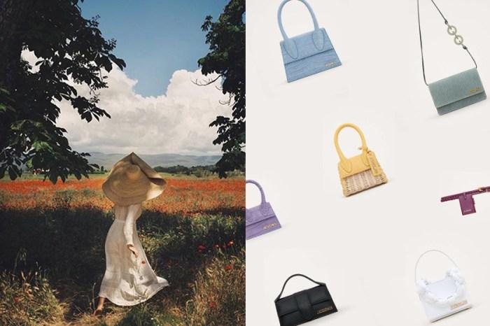 法式女人:Jacquemus 新上架手袋,哪一款又將是下任 It Bag?