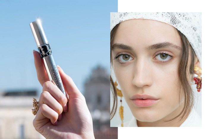 讓雙眼自然放大!Dior 最新推出的睫毛液,是睫毛化妝品亦是護膚品!