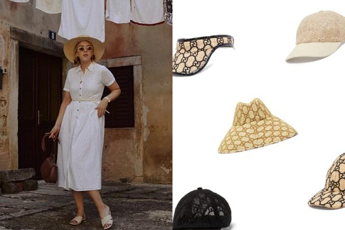 個性懶女生必敗:Gucci 草帽、棒球帽為什麼受到時尚博主歡迎?