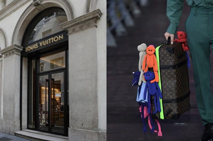剛結束大秀惹爭議,Louis Vuitton 為何引起兩派網友激戰?