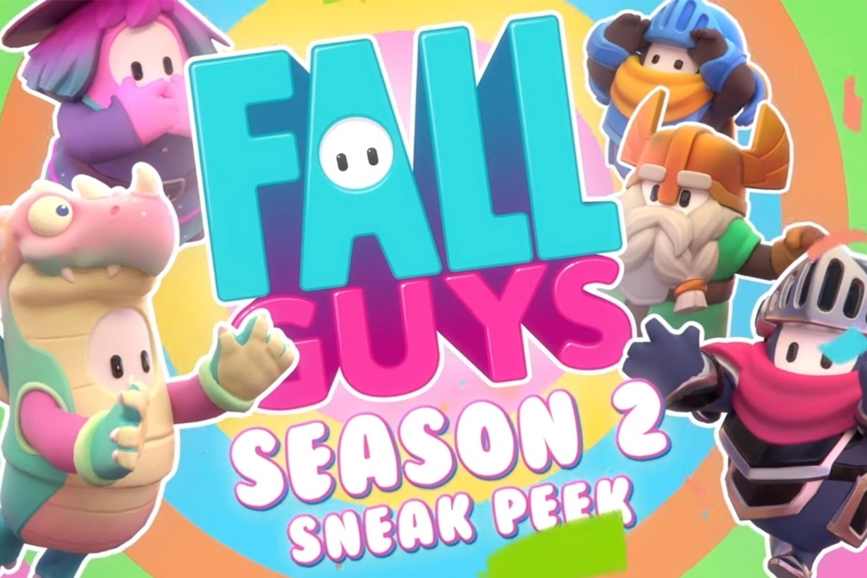 fall guys ultimate knockout  season 2 trailer