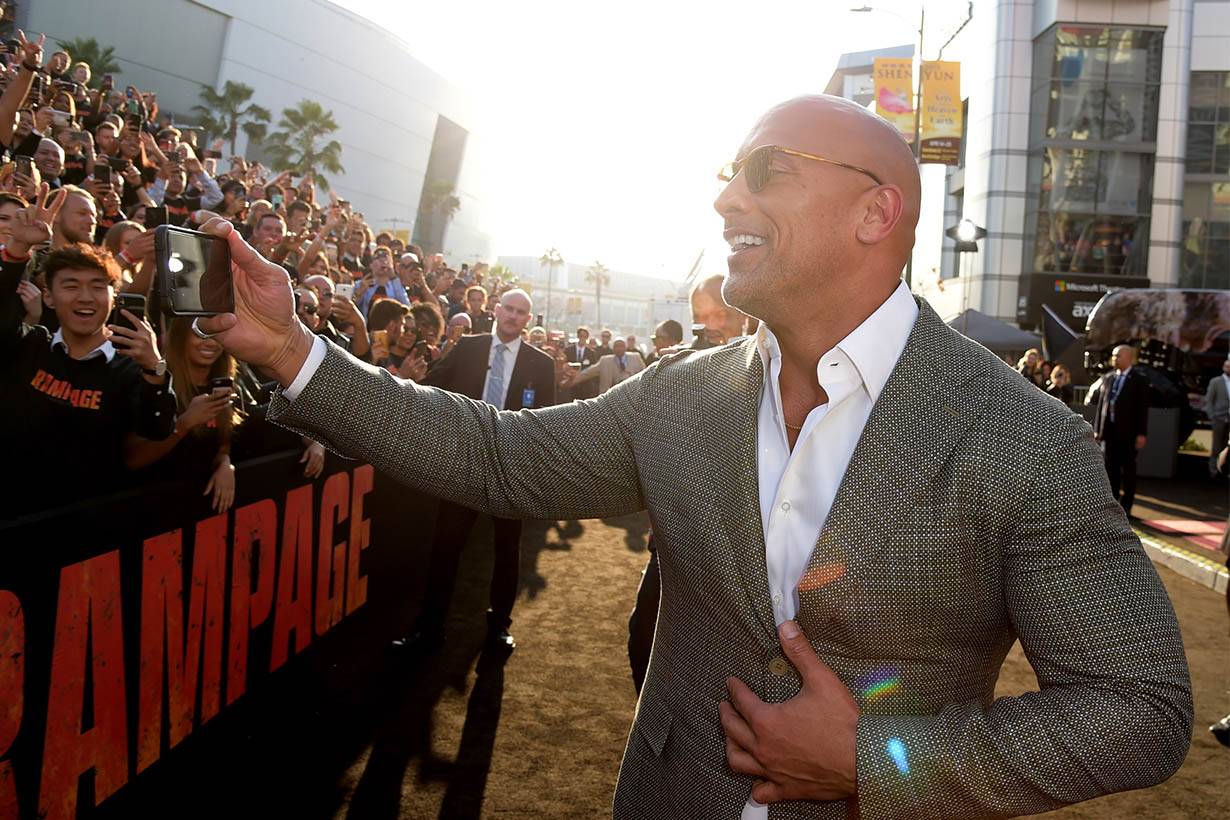 forbes highest paid actors top 10 dwayne johnson ryan reynolds