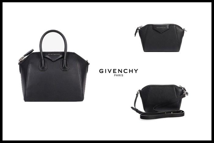 10 年人氣回歸:Givenchy 經典手袋迷你版,當個優雅時髦的小女人!